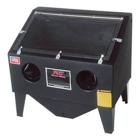 ALC Tools and Equipment Benchtop Cabinet Blaster