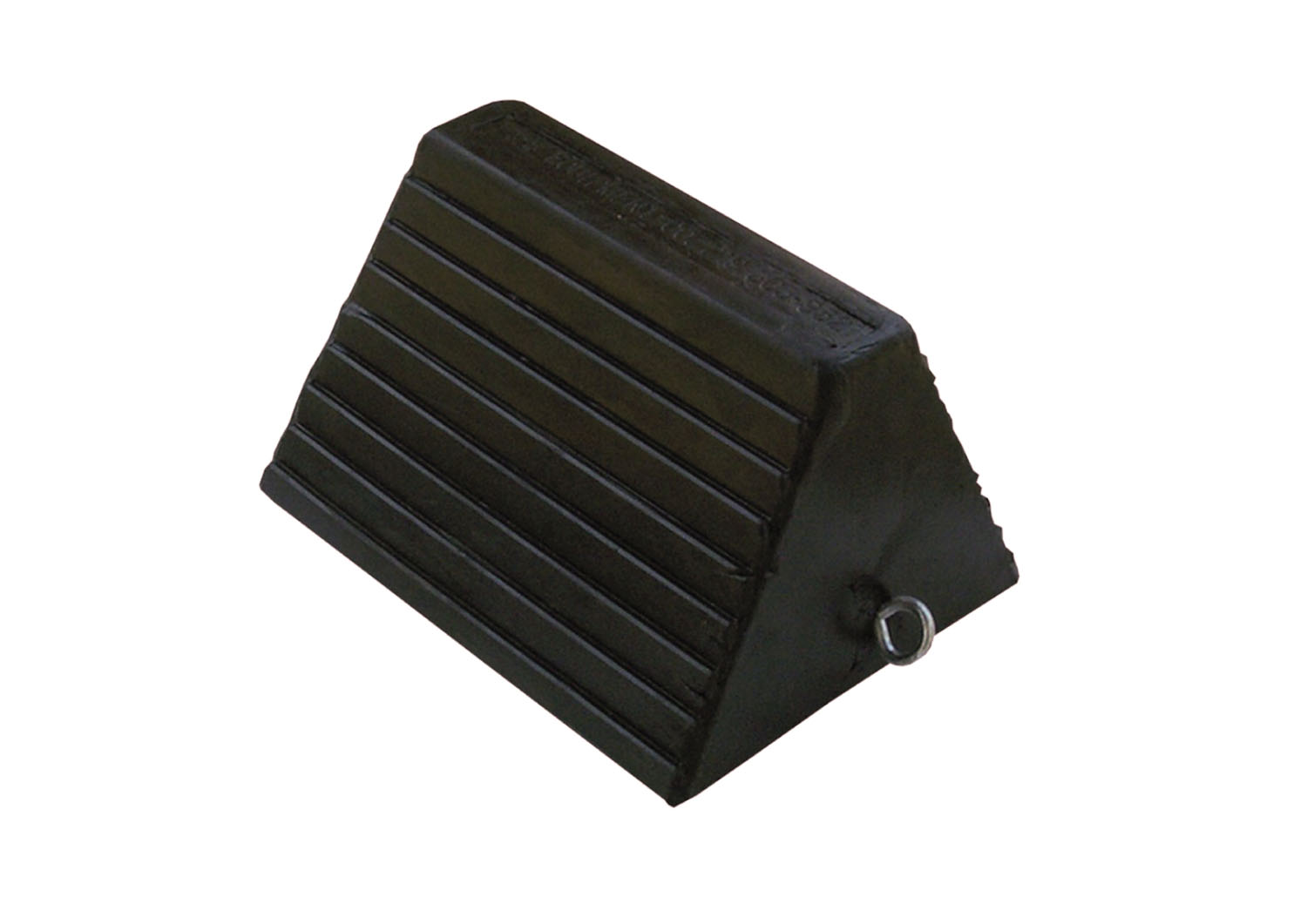 AME International Molded Rubber Wheel Chock
