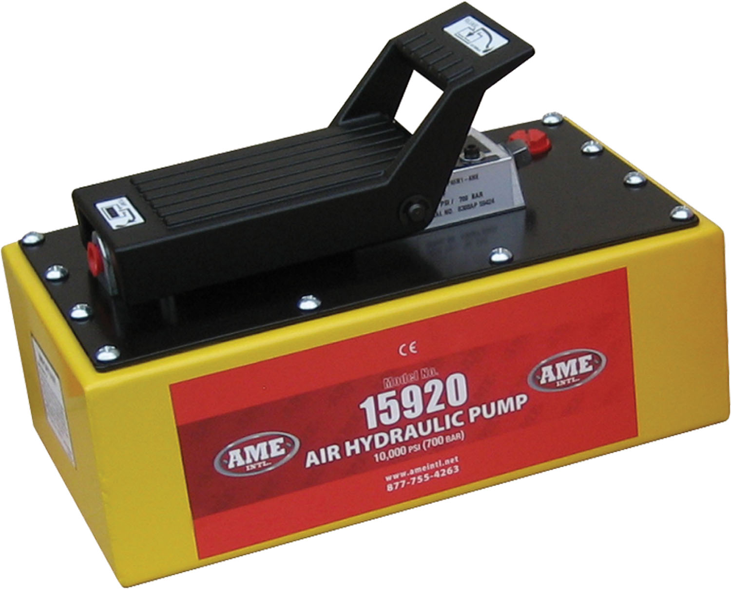 AME International Air Hydraulic Pump