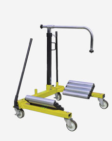 AME International Heavy Duty Compact Wheel Dolly