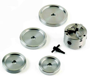 "AMMCO 1"" Double Chuck Adapter Set"