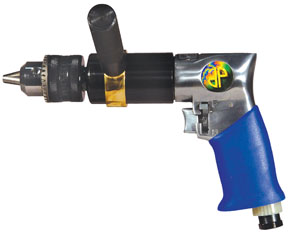 "Astro Pneumatic 1/2"" Extra Heavy Duty Reversible Air Drill"