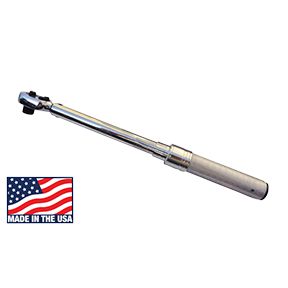 """ATD Tools 3/8"""" Drive 30-250 in-lbs Torque Wrench"""