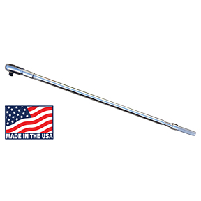 """ATD Tools 3/4"""" Drive 100-600 in-lbs Torque Wrench"""