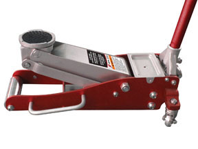 ATD Tools 1-1/2 Ton Aluminum Plus Low Profile Service Jack