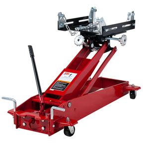 ATD Tools 1-Ton Low Lift Hydraulic Transmission Jack