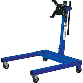 "ATD Tools 1250 lbs. ""U"" Style Engine Stand"