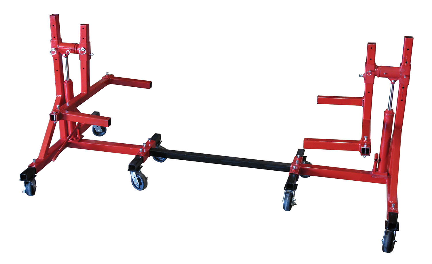 Auto Body Tool Mart Champ Deluxe Hydraulic Frame Rotisserie