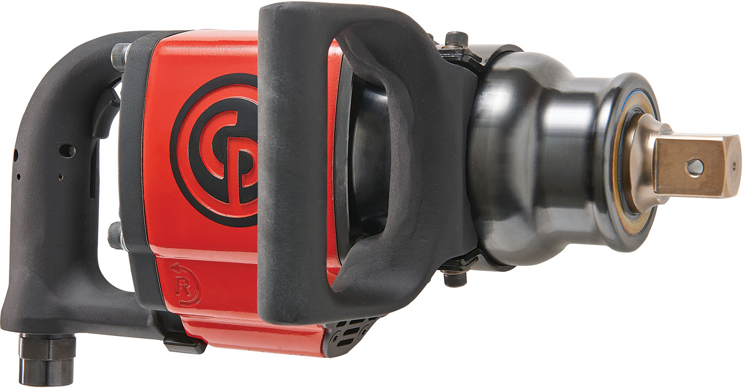 """Chicago Pneumatic 1"""" CP0611-D28H Industrial Air Impact Wrench"""