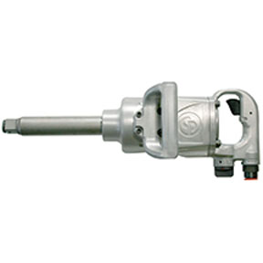 """Chicago Pneumatic 1"""" Impact Wrench with 6"""" Extended Dr. Anvil"""