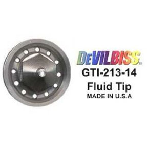 DeVilbiss 1.4mm GTI Fluid Tip