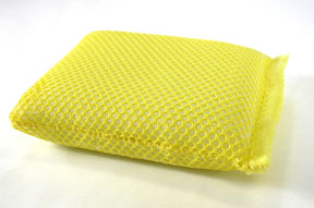 "Hi-Tech Industries Mesh Bug Sponge, 3"" x 5"" x 1"""