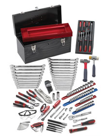 GearWrench Auto Introductory Set SAE/Metric