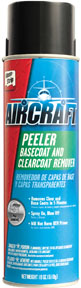 Kleanstrip Aircraft Peeler Basecoat/Clearcoat Remover, Aerosol