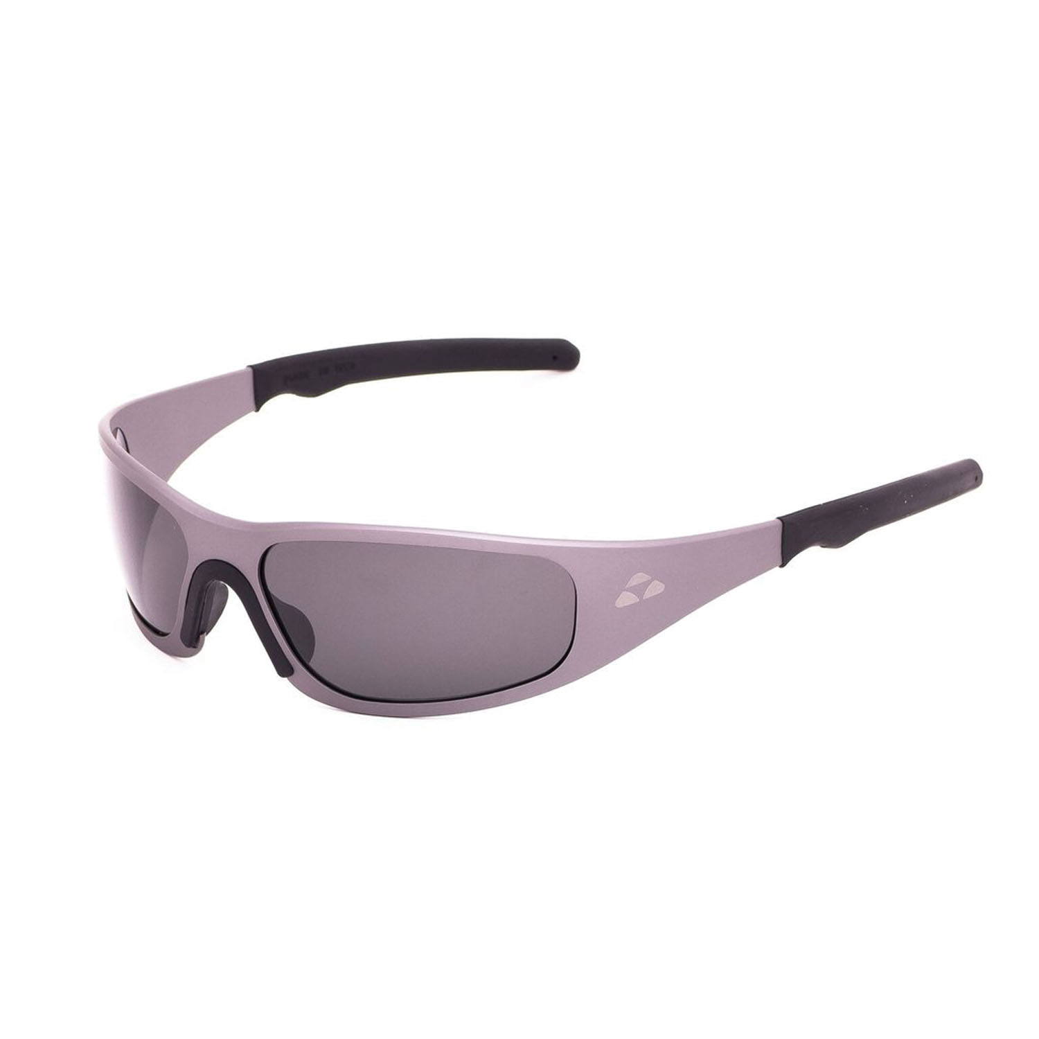 Liquid Eyewear Gasket Gun Metal w/ Smoke Polarized Lens