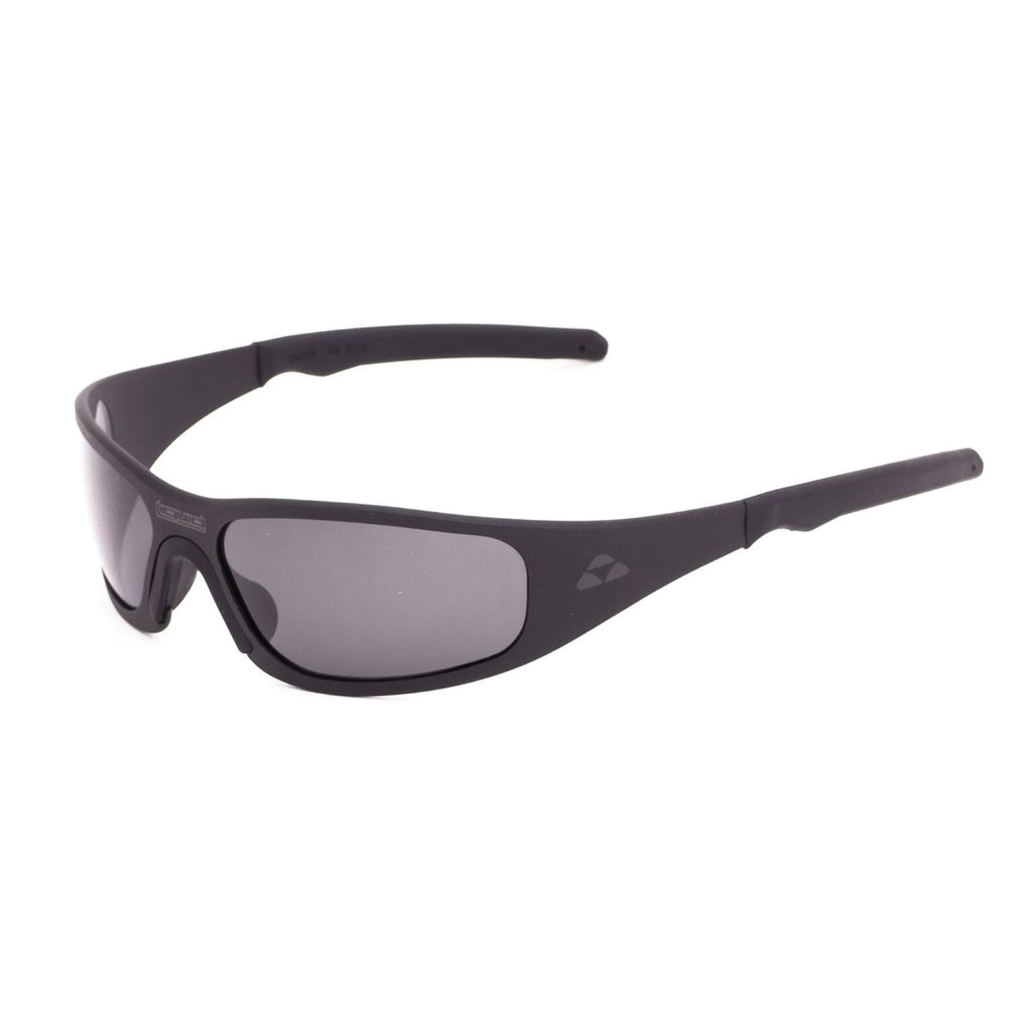 Liquid Eyewear Gasket Matte Black w/ Smoke Non-Polarized Lens