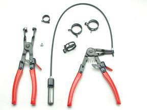 Mayhew Tools Hose Clamp Pliers, 2pc Set