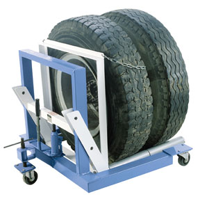 OTC Tools & Equipment 3/4-Ton Hydraulic Wheel Dolly