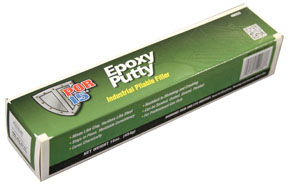 Absolute Coatings (POR15) Epoxy Putty, 1 lb.