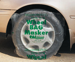 """RBL Products Covers 15"""" Tires (Full bag design)"""
