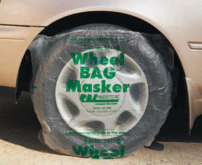 """RBL Products Covers 15"""" Tires (Slit-up back design)"""