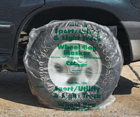 "RBL Products, Inc. Sport/Utility & Light Truck (Covers 16"" tires)"