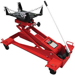 Sunex Tools 1 Ton Capacity Low Profile Transmission Jack