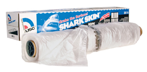 U. S. Chemical & Plastics Shark Skin HDPE Plastic Sheeting – 14' x 350'